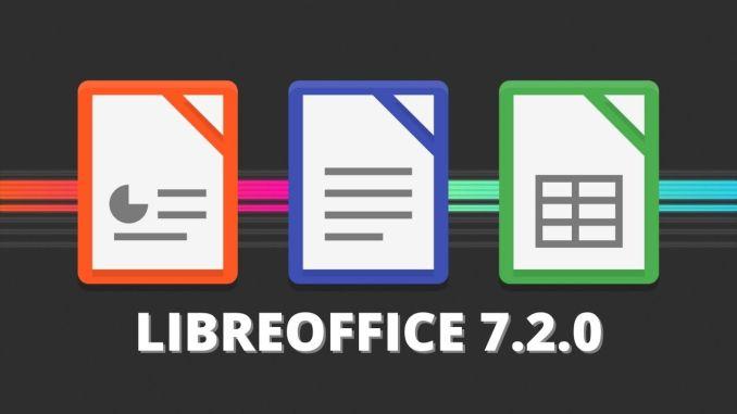 LibreOffice 7.2.0