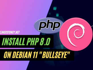 Install PHP 8.0 on Debian 11