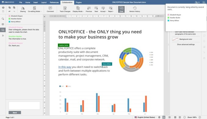 Onlyoffice linux