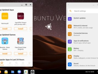 Ubuntu Web 20.04.3 Distribution Release