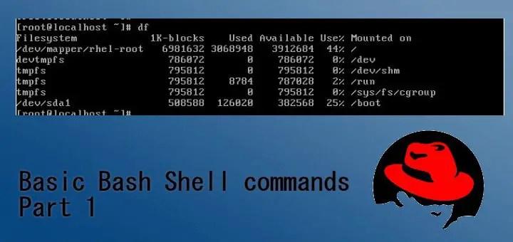 Basci linux commands
