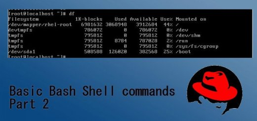 Bash Shell commands