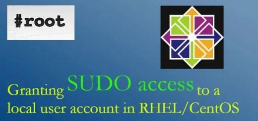 sudo access
