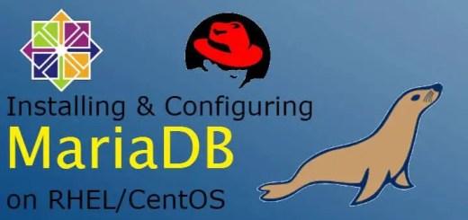configuring mariadb