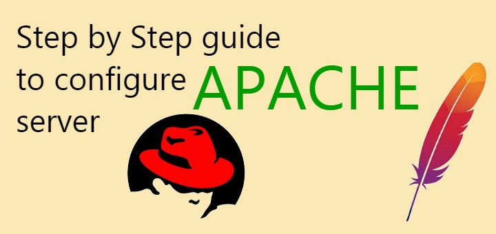 Step by Step guide to configure APACHE server - LinuxTechLab