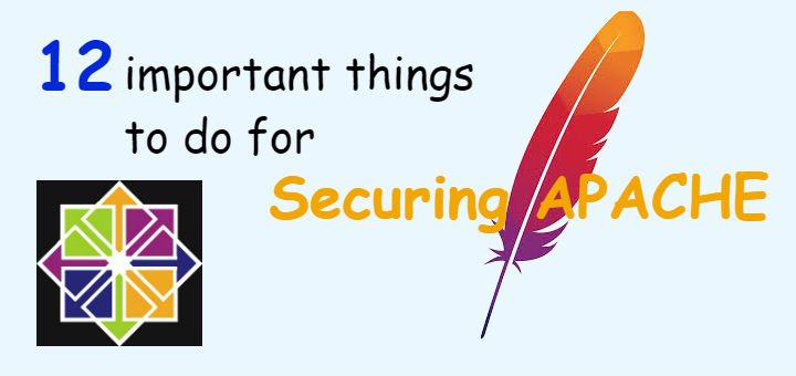 securing apache