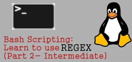 use regex