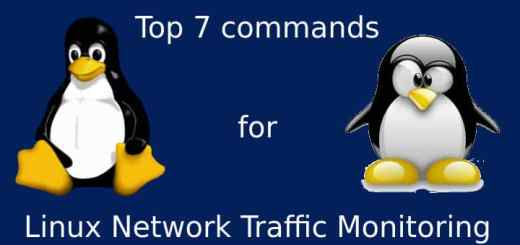 Linux Network Traffic Monitoring