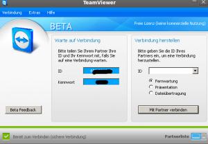 Teamviewer 5 für Linux (beta)