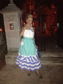 Betty Draper Halloween Costume