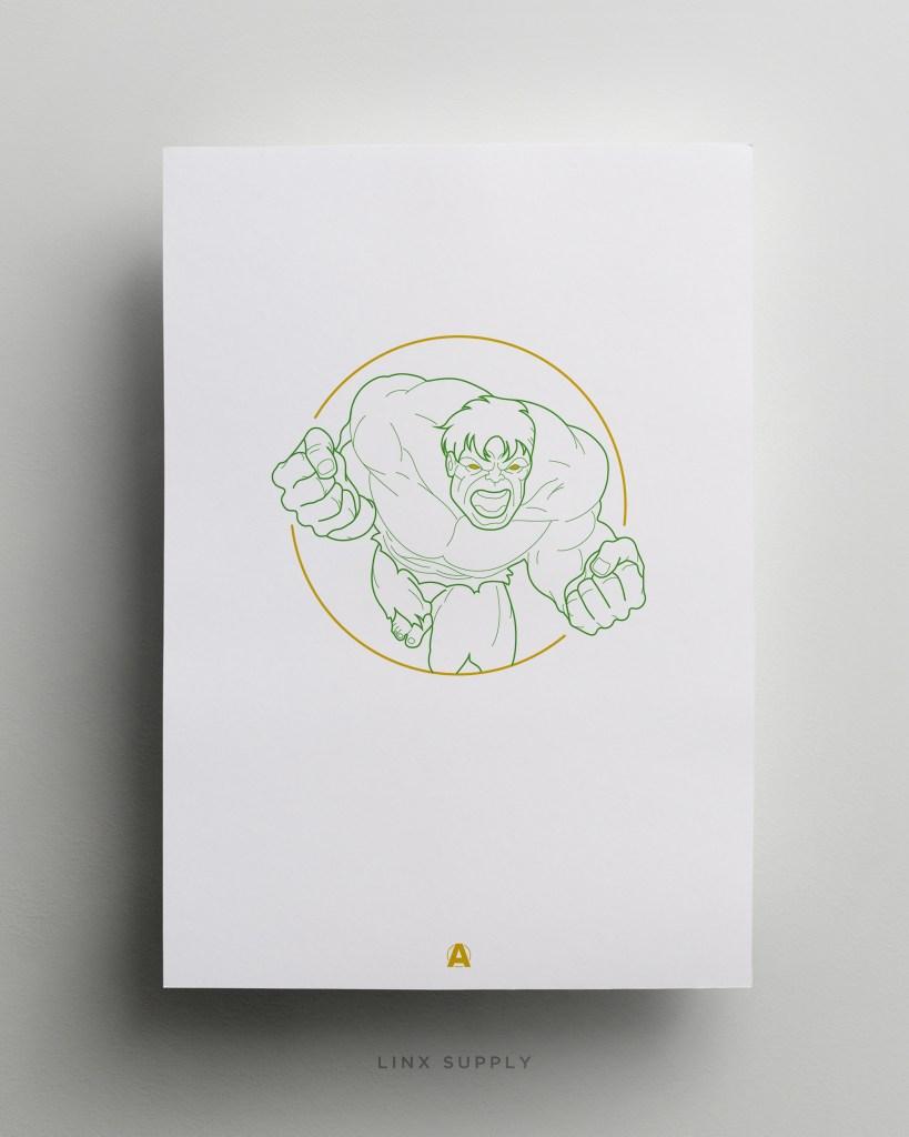 hulk Mockup