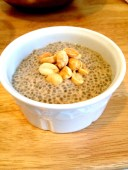 Overnight Peanut Butter Chia Pudding