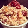 Cranberry Walnut Quinoa