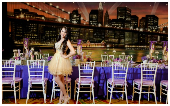 New York City Dance Themed Bat Mitzvah  Linzi Events Inc