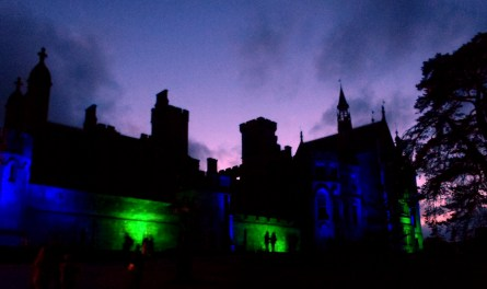 Spooky Alton Towers!