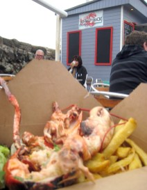 Lobster Shack, North Berwich