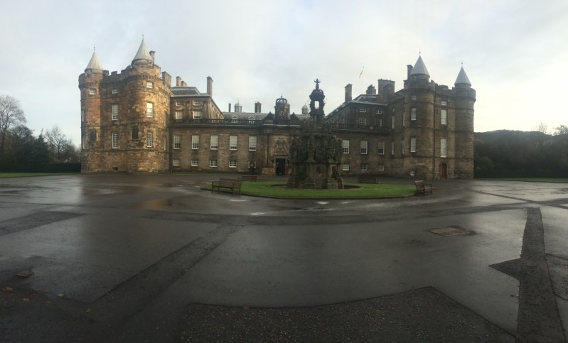 Tour of Holyrood Palace!
