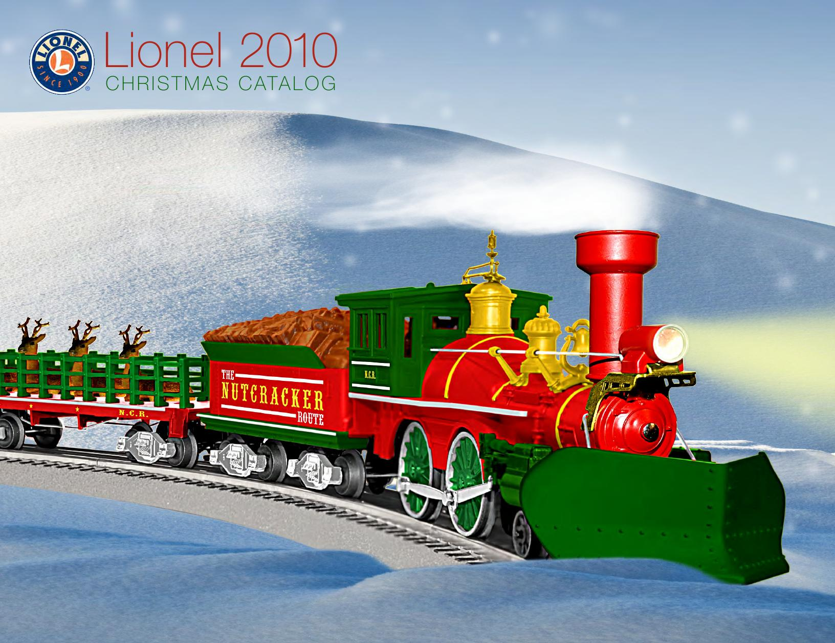 Train Gifts Collectibles The Lionel Trains Catalog
