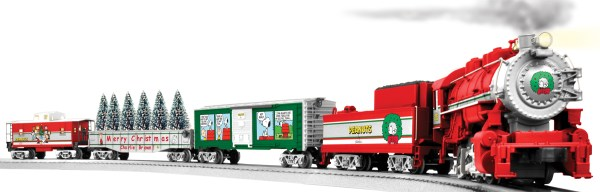 Peanuts Lionel Trains