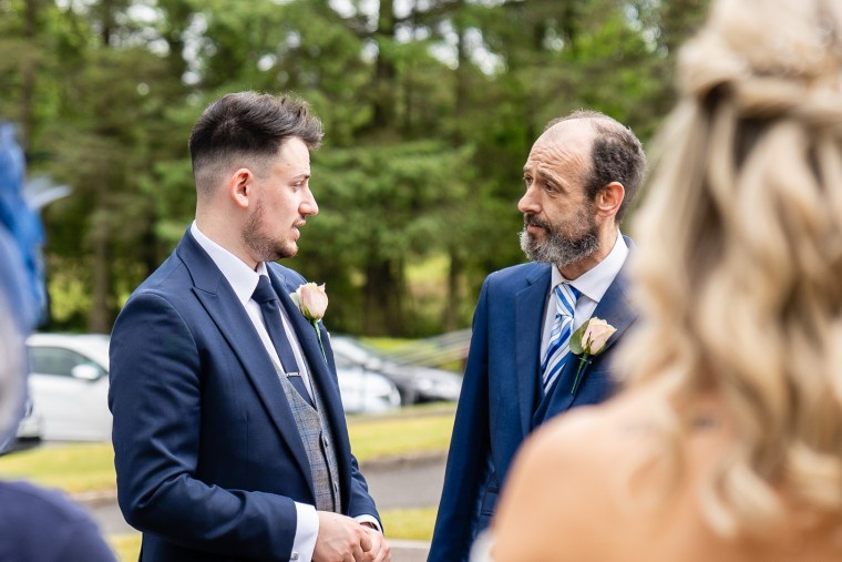 candid wedding photography at ross park hotel kells