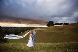 auckland wedding photography cornwall park