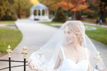 bridal veil at queenstown gardens