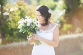 auckland wedding bridal portrait