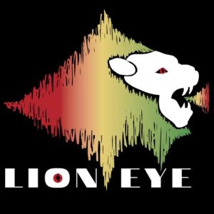 reggae band lion eye