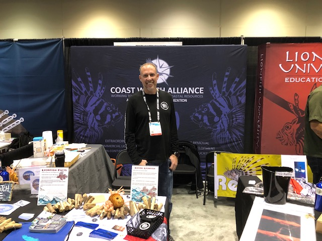 Brad Riffe, Director of Coast Watch Alliance