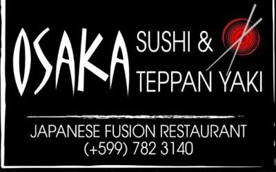 Osaka Sushi & Teppan Yaki Japanese Restaurant, Bonaire