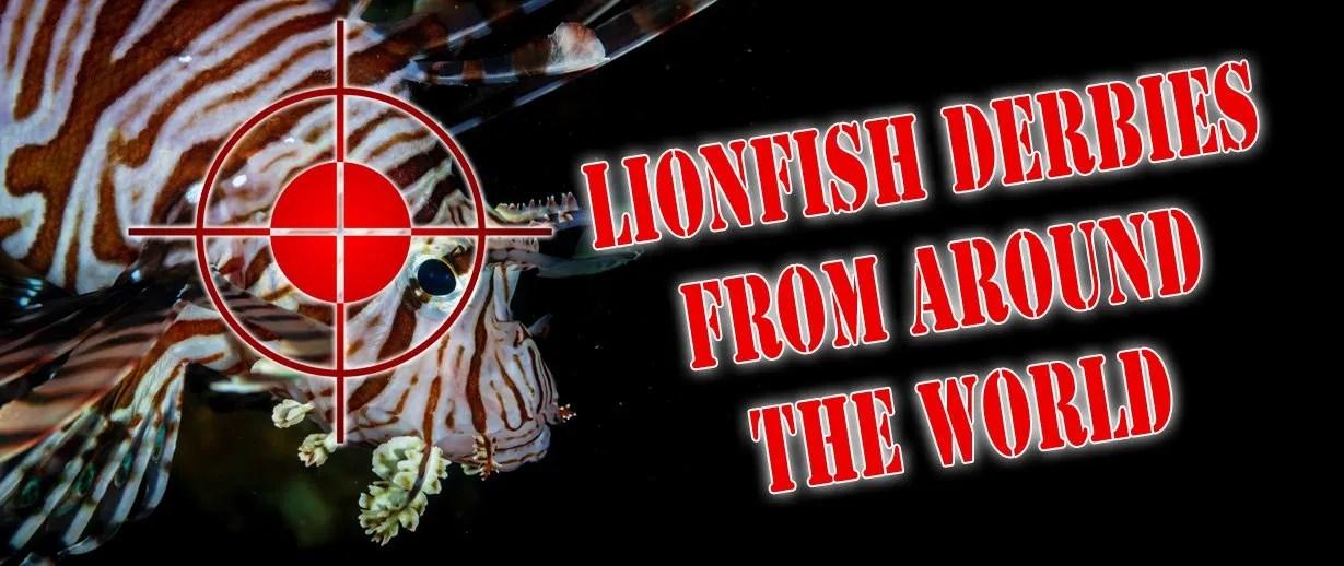 Lionfish Central Lionfish Derby Global