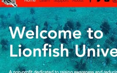 Lionfish University Lionfish News