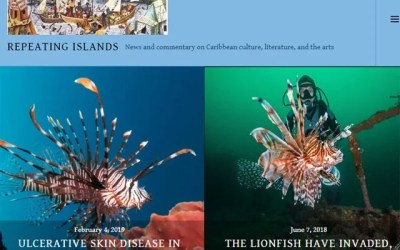 REPEATING ISLANDS Lionfish News Articles