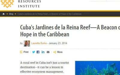 World Resources Institute Lionfish News
