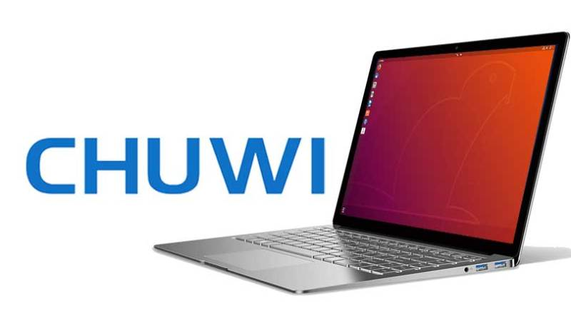 Chuwi, notebook ultrasottili ideali anche per Linux