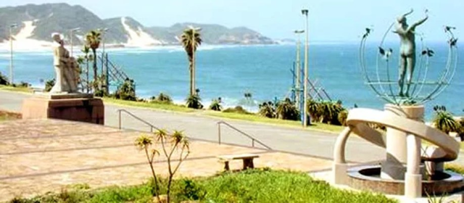 beaches in east London