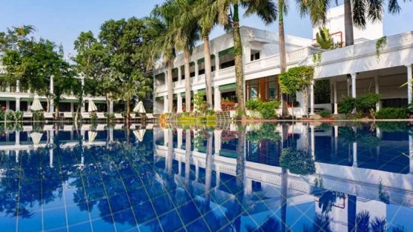 5 star hotel in bhopal