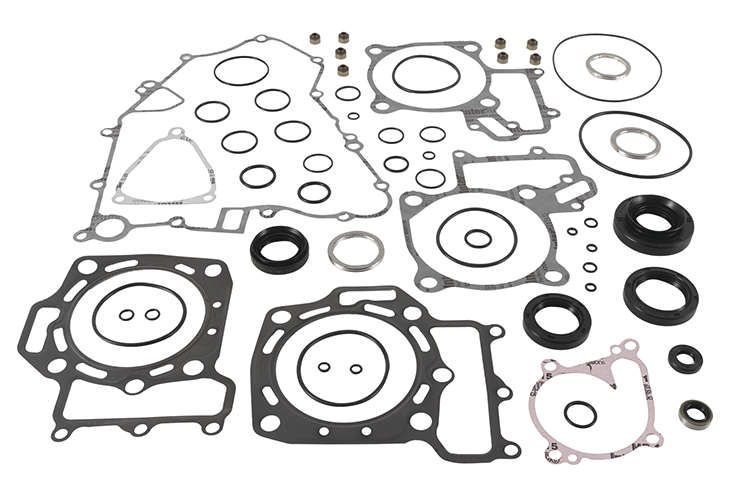 Gasket Set with Oil Seals For Kawasaki KVF750 Brute Force