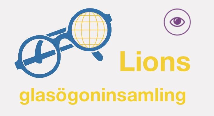 Lions glasögoninsamling