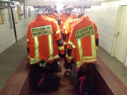 Wer will Feuerwehrmann werden...