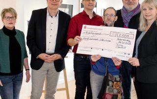 Lions Club Eulenspiegel spendet an Villa Luise