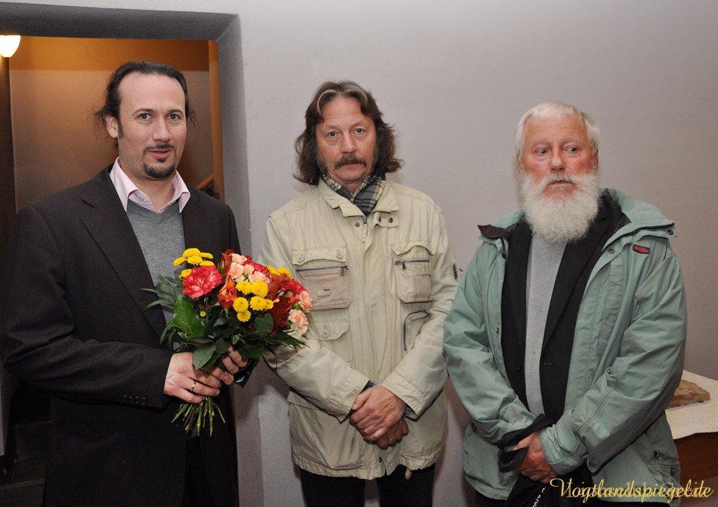 Frauenkirchenkantor Matthias Grünert wird Ehrenmitglied