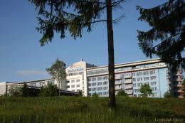 Das Bio-Seehotel Zeulenroda