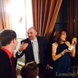 Schöne Lions Gala in Plzen erlebt