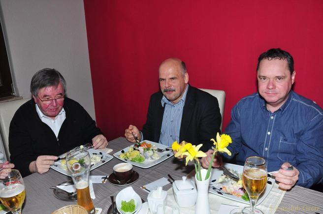 Lions Club Greiz traf sich zum Heringsessen