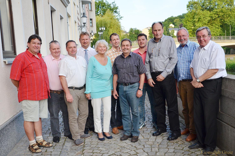 Lions Club Greiz: Neuer Vorstand gewählt