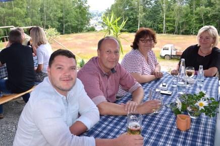 Lions Club lud zum Sommerfest ein