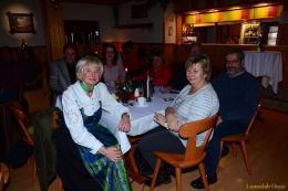 Lions Club Greiz: Traditionelle Weihnachtsfeier bei Seckel's