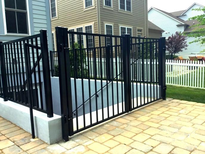 Aluminum Fence Gainsville VA
