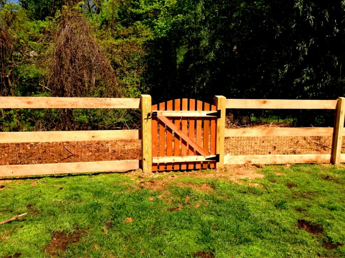 Pasture Fence Warrenton Fauquier County VA by Lions Fence 2